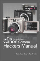 The Canon Camera Hackers Manual, by Berthold Daum. Image provided by O'Reilly Media Inc.
