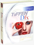 Tiffen's Dfx v2 software packaging. Image provided by The Tiffen Co.