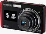 Samsung's TL225 digital camera. Photo provided by Samsung Electronics America Inc.