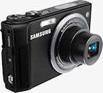 Samsung's TL350 digital camera. Photo provided by Samsung Electronics America Inc.