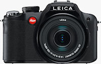 Leica's V-LUX 2 digital camera. Photo provided by Leica Camera AG.