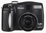 Sharp's VE-CG40U digital camera. Courtesy of Sharp Electronics Corp.