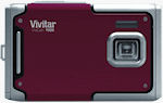 Vivitar's ViviCam T026 digital camera. Photo provided by Vivitar.