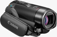 Canon's VIXIA HF M32 dual flash memory camcorder. Photo provided by Canon USA Inc.