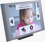 Isabella Products' Vizit digital picture frame. Photo provided by Isabella Products Inc.