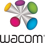 Wacom's logo. Click here to visit the Wacom website!