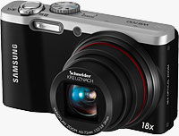 Samsung's WB700 digital camera. Photo provided by Samsung Electronics Co. Ltd.