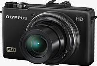 Olympus' XZ-1 digital camera. Photo provided by Olympus Imaging America Inc.