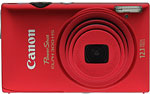 Canon PowerShot ELPH 300 HS digital camera.  Copyright © 2011, The Imaging Resource. All rights reserved.