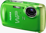 Fujifilm's FinePix Z33WP digital camera. Photo provided by Fujifilm USA Inc.