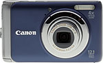 Canon PowerShot A3100 IS digital camera. Copyright © 2010, The Imaging Resource. All rights reserved.
