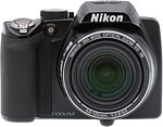 Nikon Coolpix P100 digital camera. Copyright © 2010, The Imaging Resource. All rights reserved.