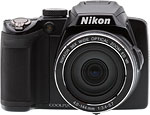 Nikon Coolpix P500 digital camera. Copyright © 2011, The Imaging Resource. All rights reserved.
