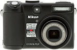Nikon Coolpix P5100 digital camera. Copyright © 2008, The Imaging Resource. All rights reserved.