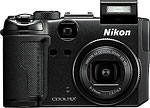 Nikon's Coolpix P6000 digital camera. Courtesy of Nikon, with modifications by Zig Weidelich.