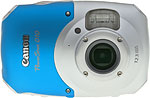 Canon PowerShot D10 digital camera. Copyright © 2009, The Imaging Resource. All rights reserved.