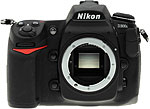Nikon D300S digital SLR camera.  Copyright © 2010, The Imaging Resource. All rights reserved.