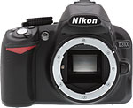 Nikon D3100 digital SLR camera. Copyright © 2010, The Imaging Resource. All rights reserved.