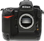 Nikon D3S digital SLR camera. Copyright © 2010, The Imaging Resource. All rights reserved.