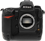 Nikon D3 digital SLR.  Copyright © 2008, The Imaging Resource. All rights reserved.