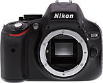 Nikon D5100 digital SLR camera.  Copyright © 2011, The Imaging Resource. All rights reserved.
