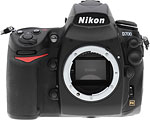 Nikon D700 digital SLR camera. Copyright © 2008, The Imaging Resource. All rights reserved.