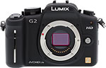 Panasonic Lumix DMC-G2 digital camera. Copyright © 2010, The Imaging Resource. All rights reserved.