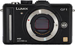 Panasonic Lumix DMC-GF1 digital camera. Copyright © 2009, The Imaging Resource. All rights reserved.
