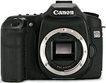 Canon EOS 50D digital SLR camera. Copyright © 2008, The Imaging Resource. All rights reserved.