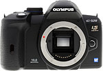 Olympus E-520 digital SLR.  Copyright © 2008, The Imaging Resource. All rights reserved.