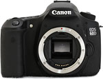 Canon EOS 60D digital SLR camera. Copyright © 2010, The Imaging Resource. All rights reserved.