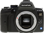 Olympus E-620 digital SLR camera. Copyright © 2009, The Imaging Resource. All rights reserved.