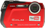 Casio EXILIM EX-G1 digital camera. Copyright © 2010, The Imaging Resource. All rights reserved.