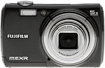 Fujifilm FinePix F200EXR digital camera. Copyright © 2009, The Imaging Resource. All rights reserved.