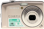 Fujifilm FinePix F50fd digital camera. Copyright © 2008, The Imaging Resource. All rights reserved.