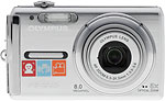 Olympus FE-340 digital camera. Copyright © 2008, The Imaging Resource. All rights reserved.