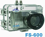 Fantasea FS-600 Underwater Housing.