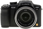Panasonic Lumix DMC-FZ35 digital camera. Copyright © 2009, The Imaging Resource. All rights reserved.