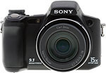 Sony Cyber-shot DSC-H50  digital camera. Copyright © 2008, The Imaging Resource. All rights reserved.