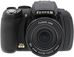 Fujifilm FinePix HS10 digital camera. Copyright © 2010, The Imaging Resource. All rights reserved.