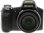Sony Cyber-shot DSC-HX1 digital camera.  Copyright © 2009, The Imaging Resource. All rights reserved.