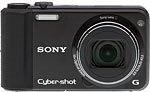 Sony Cyber-shot DSC-HX7V digital camera. Copyright © 2011, The Imaging Resource. All rights reserved.