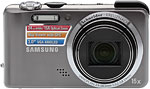 Samsung HZ35W digital camera. Copyright © 2010, The Imaging Resource. All rights reserved.