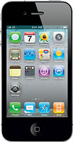 Apple's iPhone 4. Image courtesy of Apple Inc.