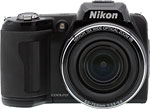 Nikon Coolpix L110 digital camera. Copyright © 2010, The Imaging Resource. All rights reserved.
