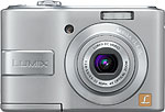 Panasonic Lumix DMC-LS85 digital camera. Courtesy of Panasonic USA.