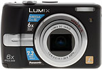 Panasonic Lumix DMC-LZ7 digital camera. Copyright © 2008, The Imaging Resource. All rights reserved.