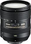 NIKKOR 16-85mm f/3.5-5.6G ED VR. Courtesy of Nikon, with modifications by Zig Weidelich.