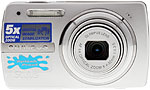 Olympus Stylus 820 digital camera. Copyright © 2008, The Imaging Resource. All rights reserved.