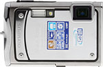 Olympus StylusTough 8000 digital camera.  Copyright © 2009, The Imaging Resource. All rights reserved.